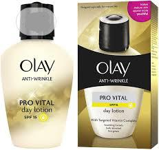 Olay Anti-Wrinkle Pro Vital SPF15 Day Lotion 100ml