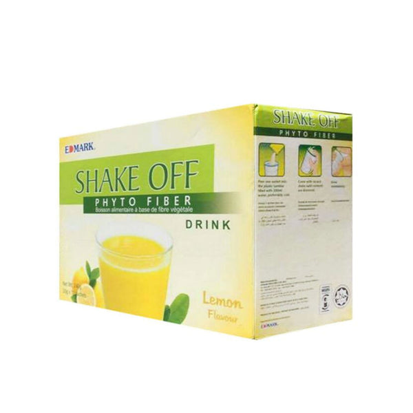 Shake Off Phyto Colon Cleanser Fiber Drink
