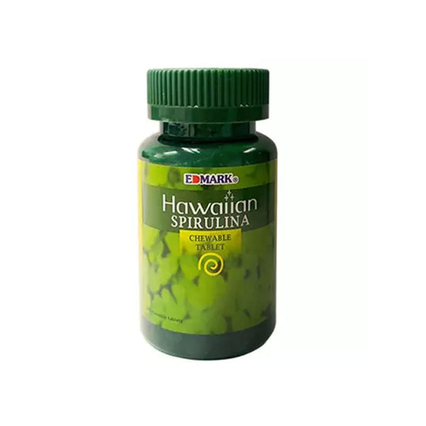 Edmark Hawaiian Spirulina Chewable Tablet