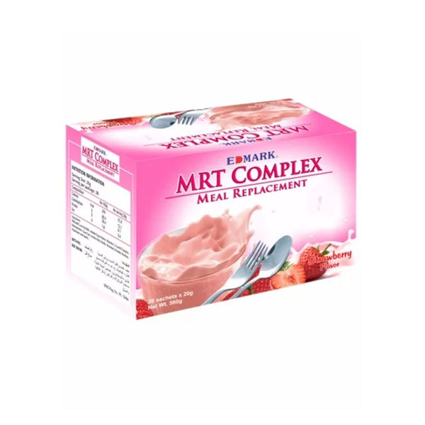 EDMARK MRT Complex (Strawberry flavor): Energy Booster