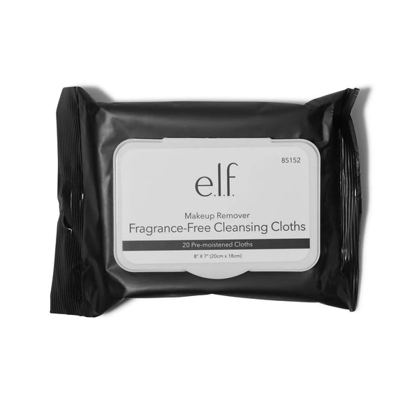 ELF FRAGRANCE-FREE CLEANSING CLOTHS