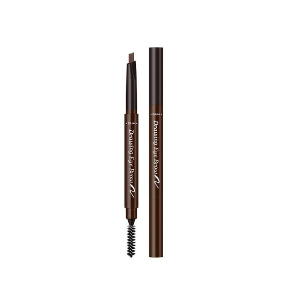 Eyebrow Pen Waterproof Eye Brow Pencil DNM Smudge-proof Makeup Eyebrow Tool