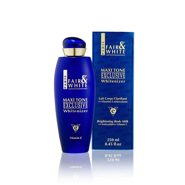 FAIR AND WHITE MAXI TONE LOTION EXCLUSIVE