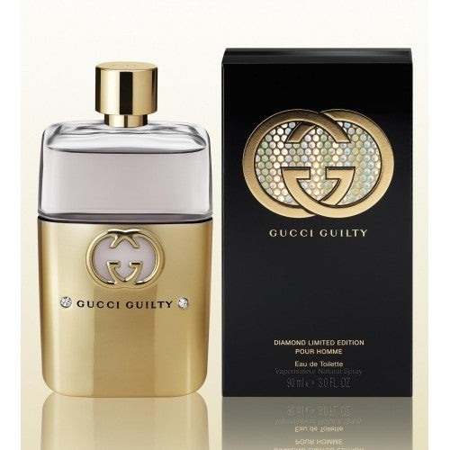 Gucci Guilty Diamond Limited Edition EDT 90ml For Him