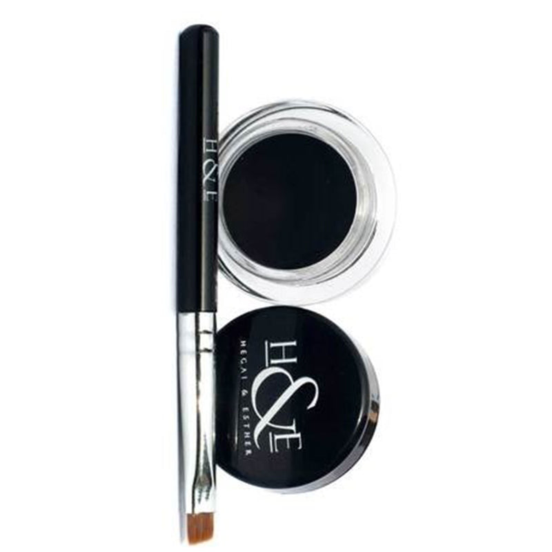Hegai and Esther Gel Eyeliner-Onyx