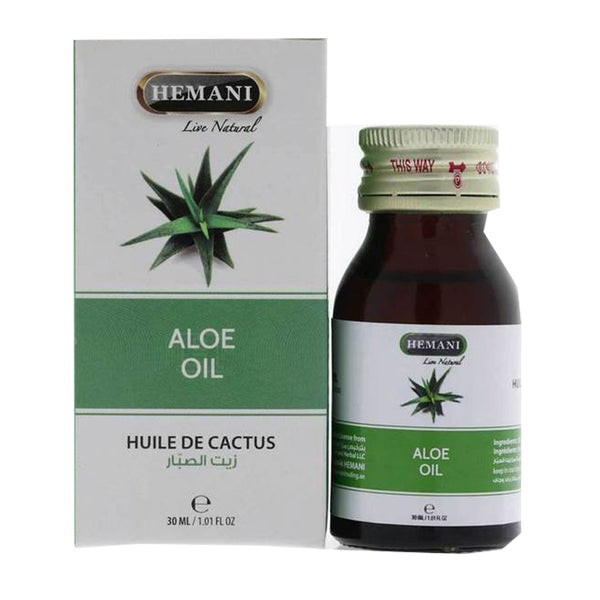 Buy Aloe Oil - 30ml Online | Cocci Beauty