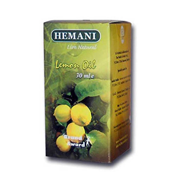 Buy Lemon Oil - 30ml Online | Cocci Beauty