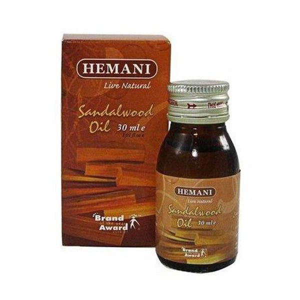 Buy Sandalwood Oil 30ml Online | Cocci Beauty