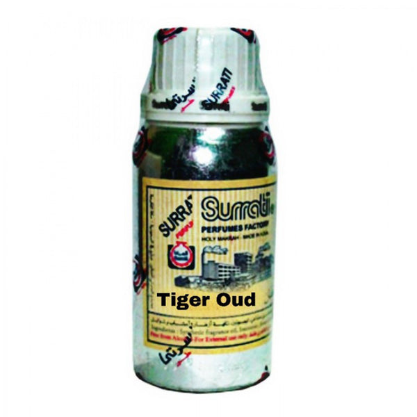 surrati tiger oud perfume