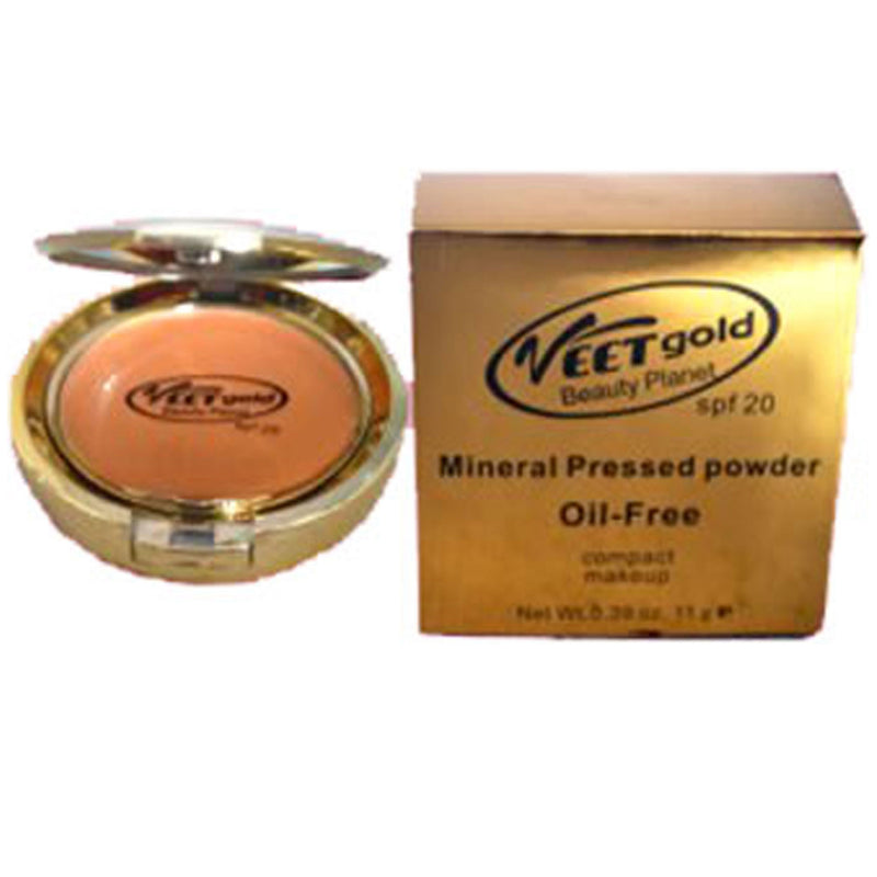 Veet Gold Pressed Powder