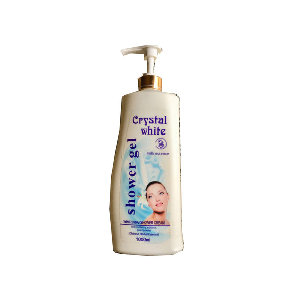 Crystal White Whitening Shower Cream