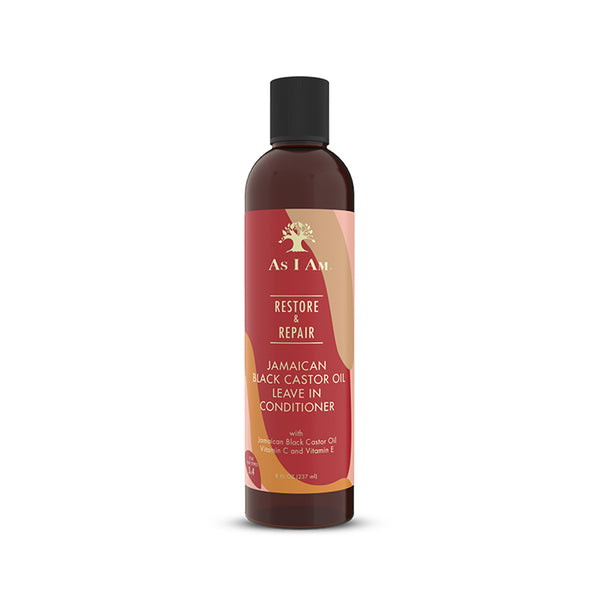 JBCO Jamaican Black Castor Oil  Leave-In Conditioner