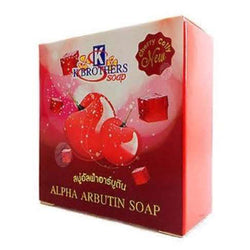 K Brothers Alpha Arbutin Soap