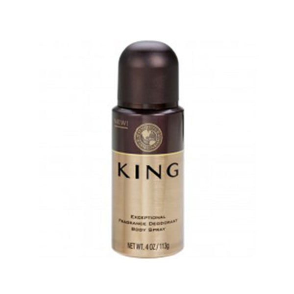 king body Deodorant Body Spray For Men 113g