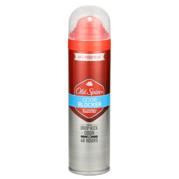 Old Spice Odor Blocker Antiperspirant Deodorant Spray