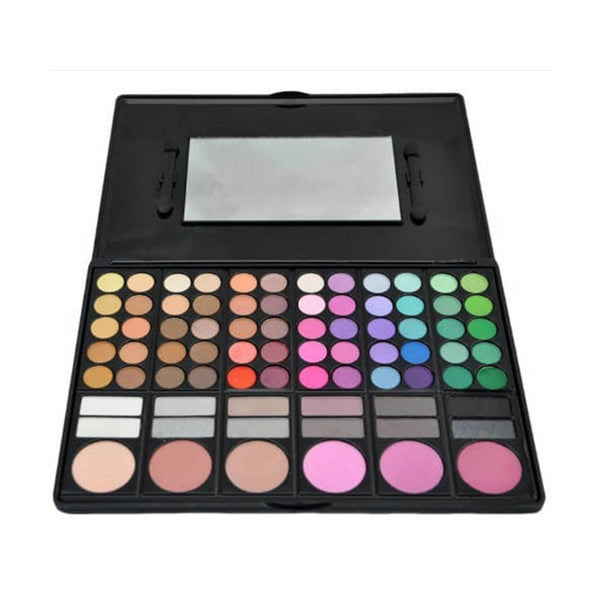 Kuddy 120 Exotic Color Intense Eyeshadow Set