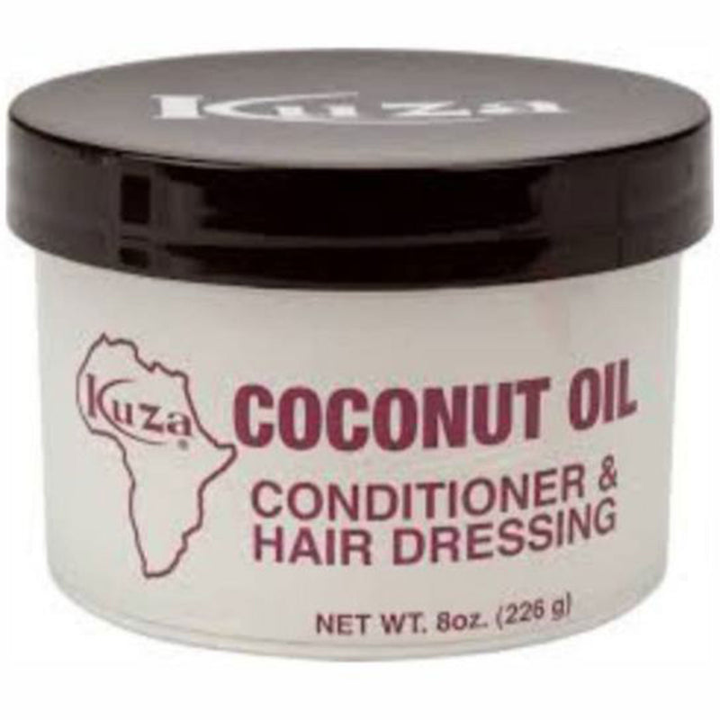 Kuza Coconut Oil Conditioner Hair Dressing