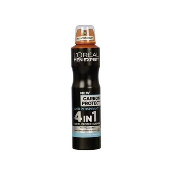 L'oreal-Men-Expert-Carbon-Protect-4-in-1-Antiperspirant-Deodorant-Spray