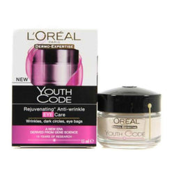 L'oreal Youth Code Rejuvenating Anti-Wrinkle Eye Care