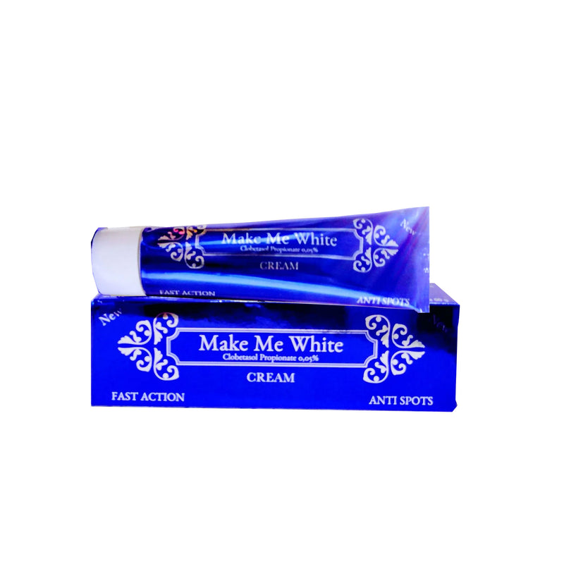 MAKE ME WHITE TUBE ECLAIRCISSANTE ACTION RAPIDE CORRECTRICE ANTI TACHES GINSENG