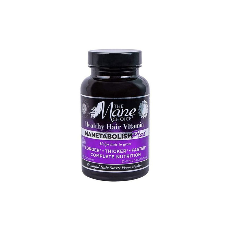 The Mane Choice Healthy Hair Vitamins Manetabolism Plus