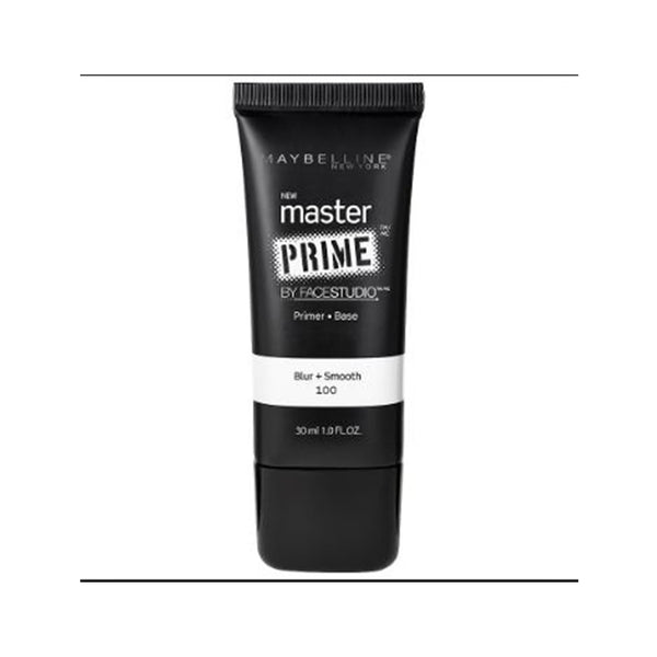Maybelline Facestudio Master Prime Primer Makeup, Blur + Smooth
