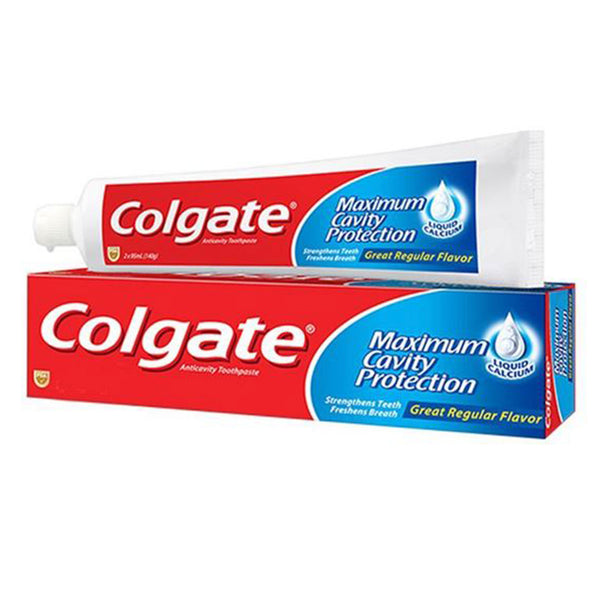 Colgate Maximum Cavity Protection Fresh Mint Toothpaste, 150 ml