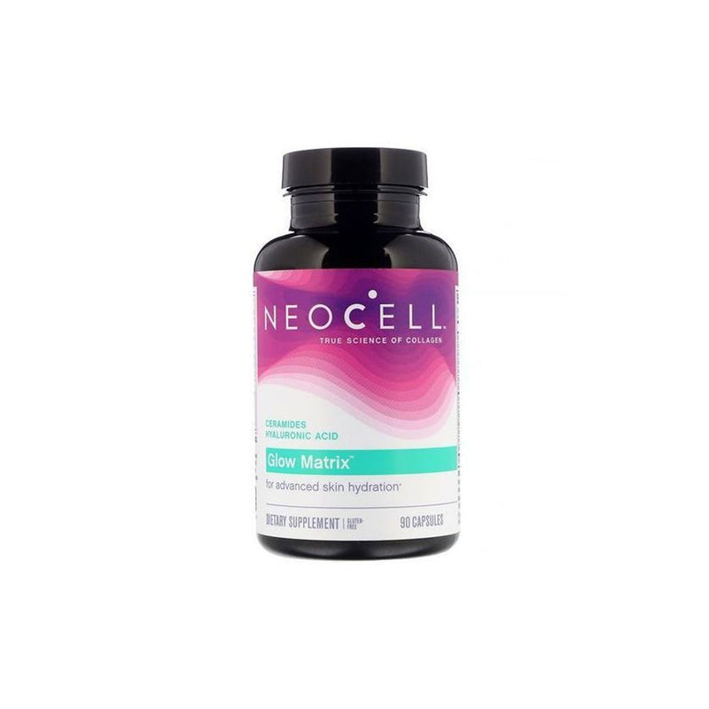 Neocell Glow Matrix Advanced Skin Hydrator - 90 Capsules