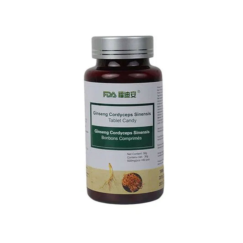Norland Ginseng Cordyceps Sinensis Tablet