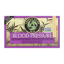 TRIPLE LEAF Blood Pressure Herbal Tea