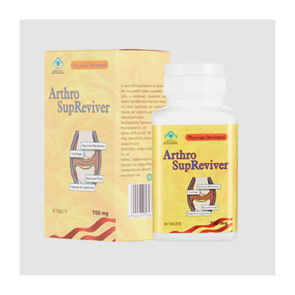 Longrich Arthro SupReviver For Stroke, Arthritis, Bone, Joints, Rheumatism And Immune System Boost