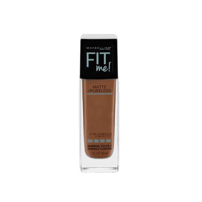 Maybelline Fit Me Matte + Poreless Liquid Foundation Makeup