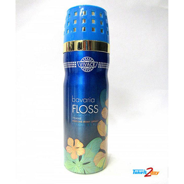 vivace bavaria floss spray 200ml