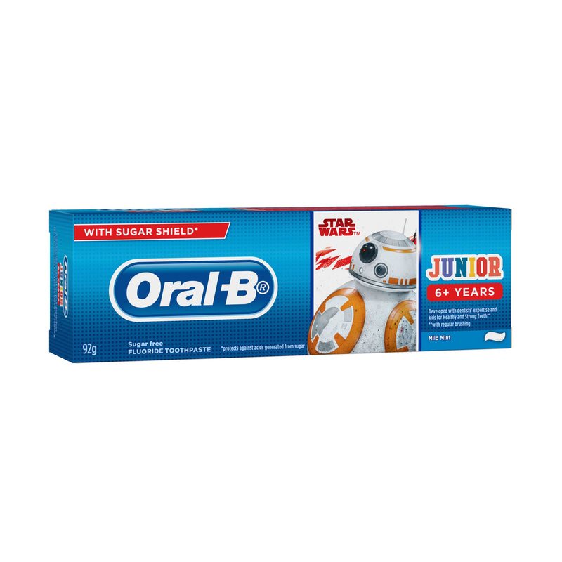 Oral-B Junior 6+ Years Toothpaste