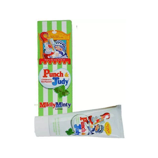 Punch & Judy Children Toothpaste - Mildy Minty