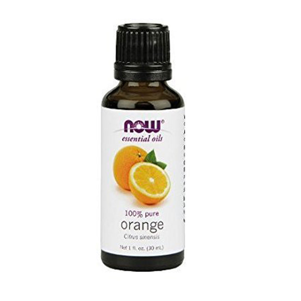 Now Food Essential Oil (Orange)