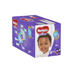 Huggies Little Movers Diapers, Size 6