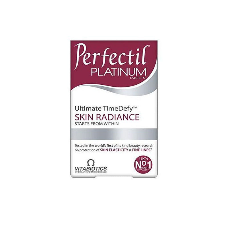 Vitabiotics Perfectil Platinum Skin Radiance - 30 Tablets