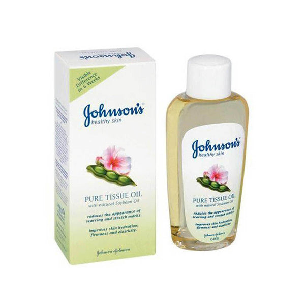 Johnson's Pure Tissue Oil  125ml