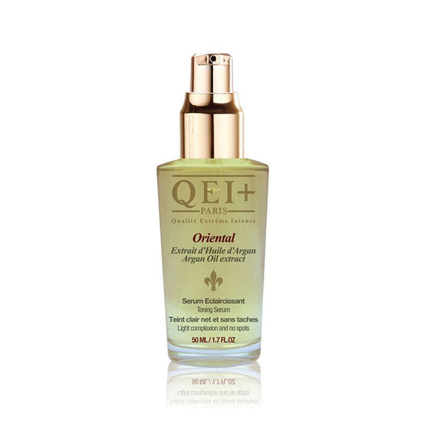QEI Paris ORIENTAL LIGHTENING SERUM  (ARGAN OIL)