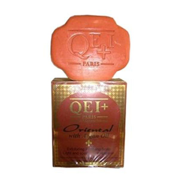 QEI Paris Oriental Lightening Soap with Argan Oil