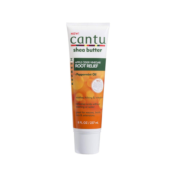Cantu Refresh Root Relief with Apple Cider Vinegar and Peppermint Oil