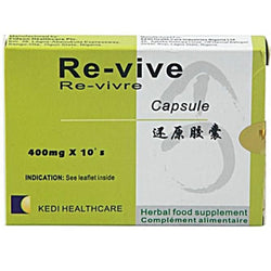 Revive Supplement (10 Capsules)