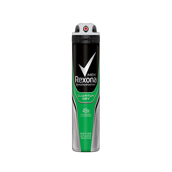 Rexona Quantum Spray Deodorant for Men