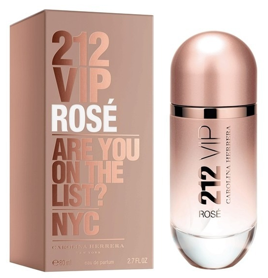212 VIP ROSE Eau de Parfum spray