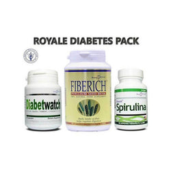 Diabetes Natural Solution Pack