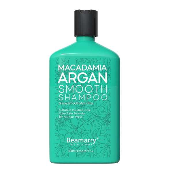 Beamarry Macadamia Argan Smooth Shampoo