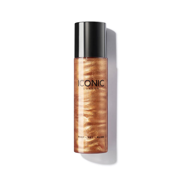 Iconic London Iconic  Spray Body Shimmer - Bronzer - Face And Body