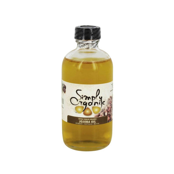 Simply Organic Extra Virgin Organic Jojoba Oil