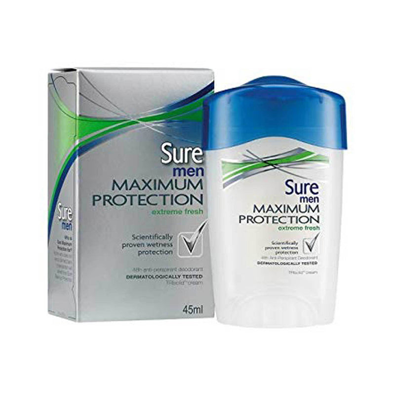 Sure Extreme Fresh Maximum Protection Antiperspirant Deodorant 45ml